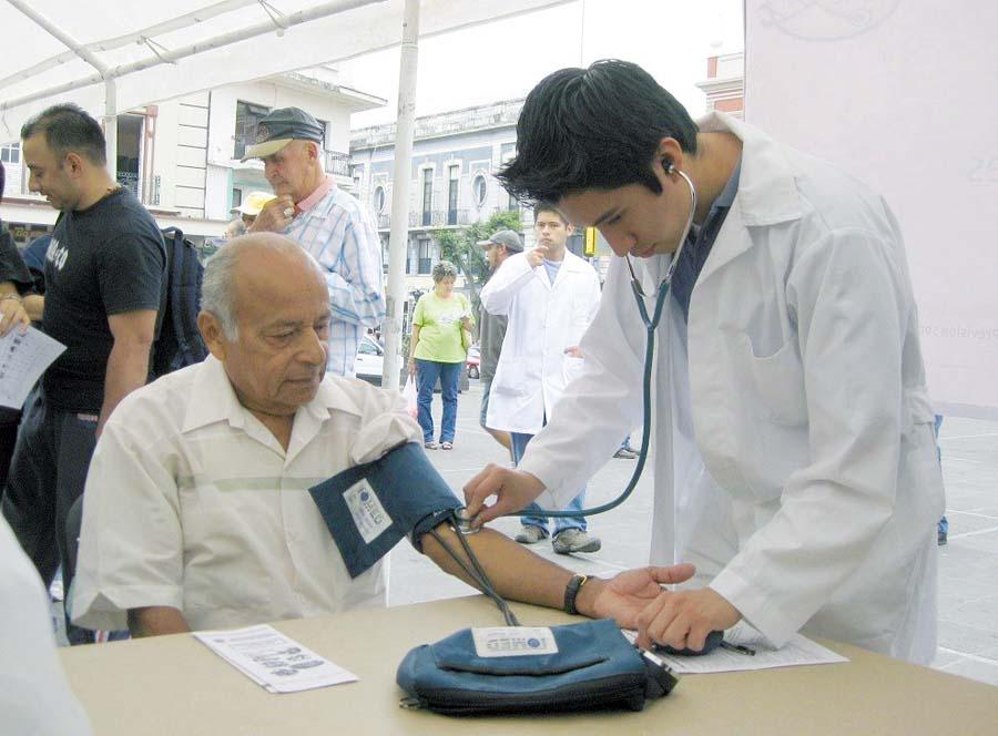 La diabetes en los adultos mayores