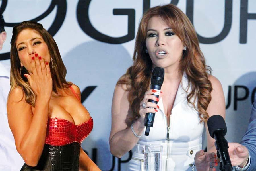 Magaly Medina y Tilsa