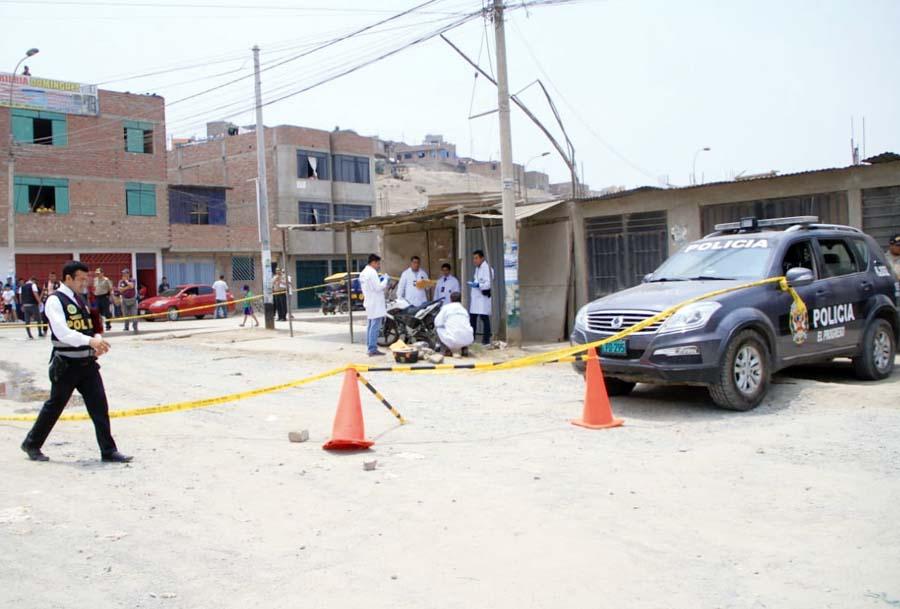 Policía mata a delincuente tras sufrir intento de robo