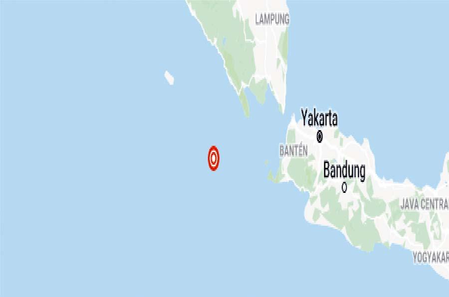 Sismo Indonesia