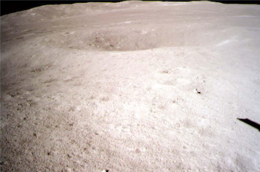 Sonda china explora lado oscuro de la Luna