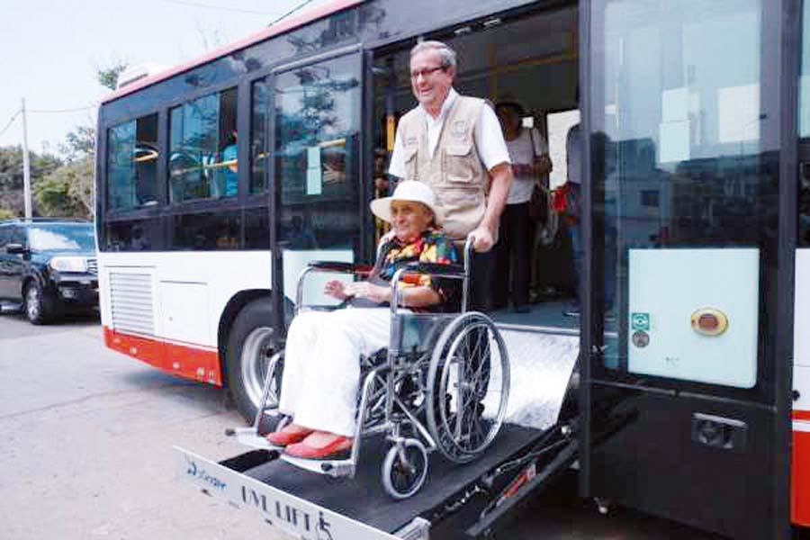 bus inclusivo