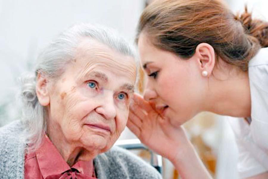 Audicion en personas mayores