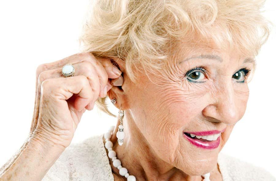 Audifonos para adultos mayores