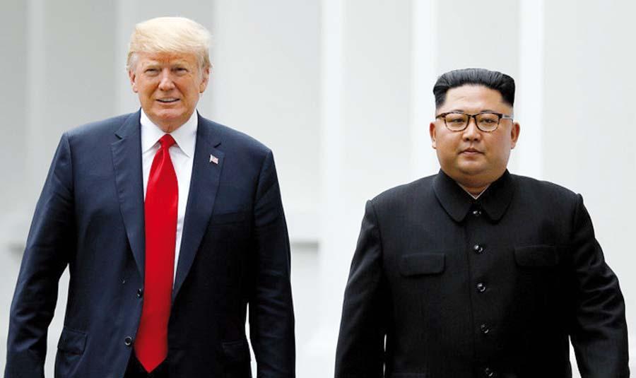 Donald Trump, anunciará la fecha y el lugar de su nueva reunión con el líder norcoreano, Kim Jong-un