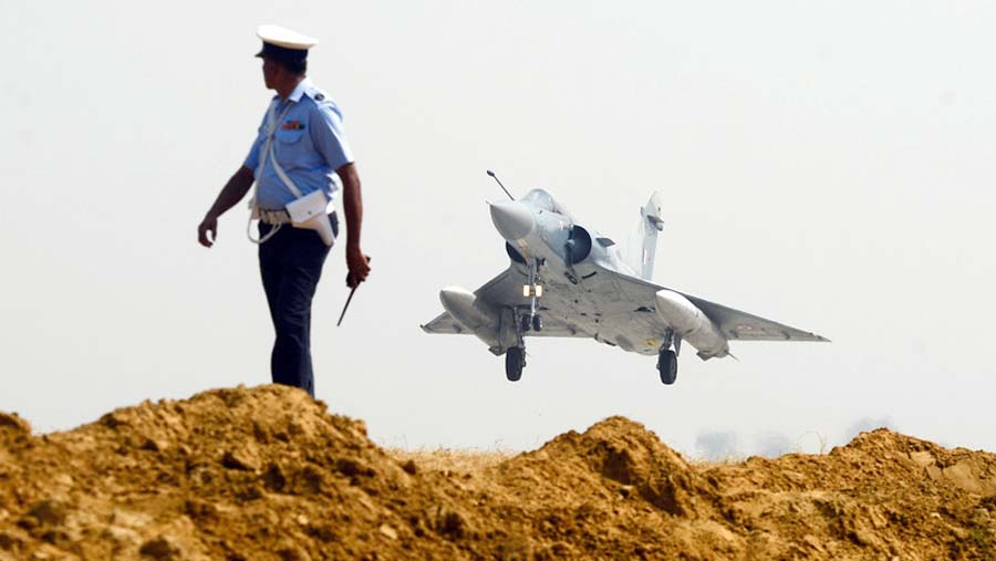 Fuerza Aérea de la India