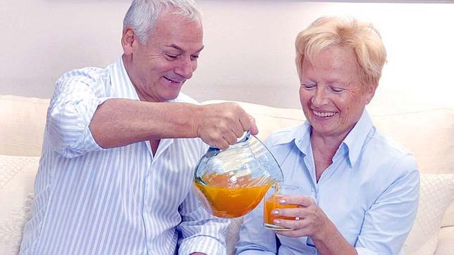 Hidratacion adulto mayor
