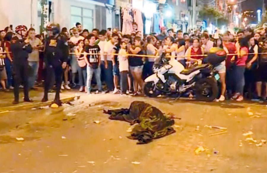asesinan a veneco por cupos