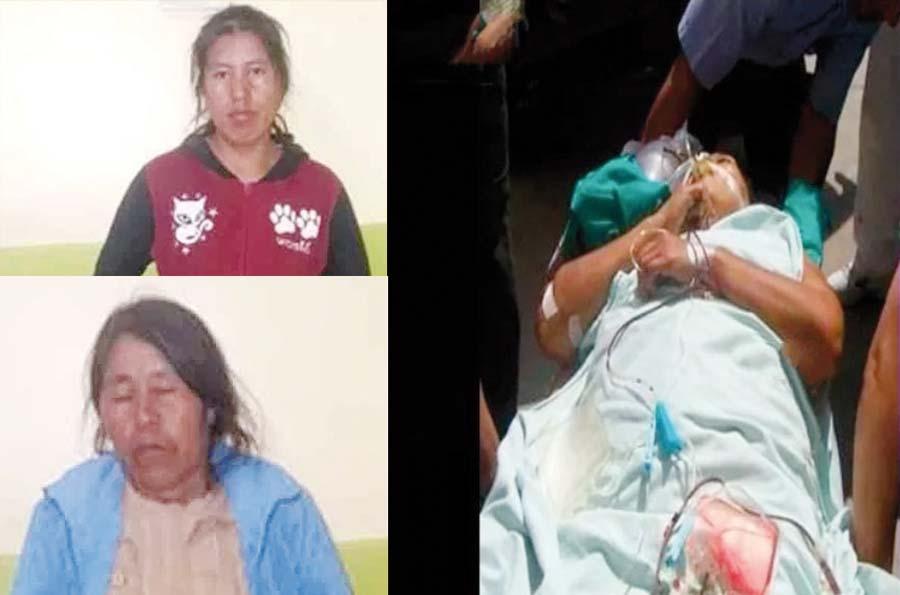 Lo masacran entre esposa y su madre