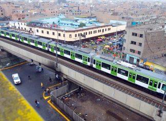 Línea 1 del Metro de Lima