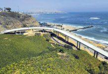 Viaducto que conectará Miraflores y Barranco