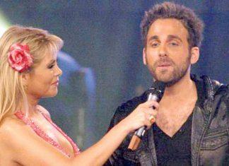 Gisela Valcárcel y Rodrigo González