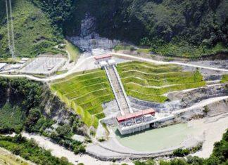 Hidroeléctrica de Chaglla en la región Huánuco