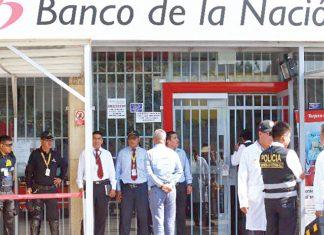 Robo Banco de la Nación
