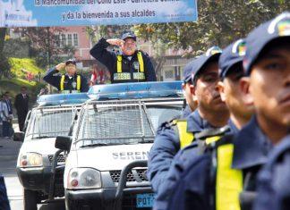 Serenos mancomunidad municipal de Lima este