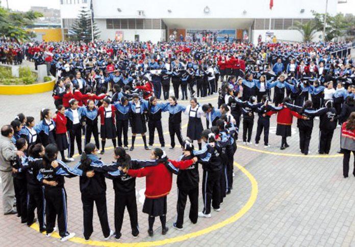 Simulacro Nacional Escolar