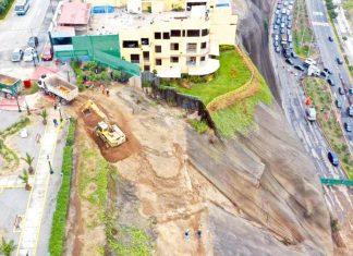 Acantilado Costa Verde