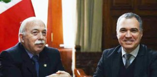 Carlos Tubino y Salvador del Solar