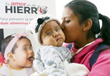 Minsa recomienda que bebes deben consumir hierro para evitar anemia
