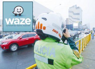 Waze, pico y placa