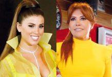Yahaira Plasencia y Magaly Medina