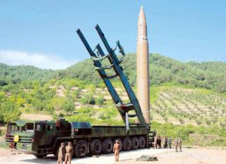 misiles balísticos intercontinentales