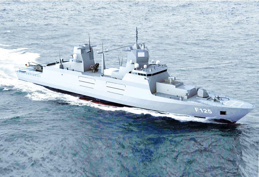 Fragata Alfa de Navantia, la familia Meko de ThyssenKrupp Marine Systems