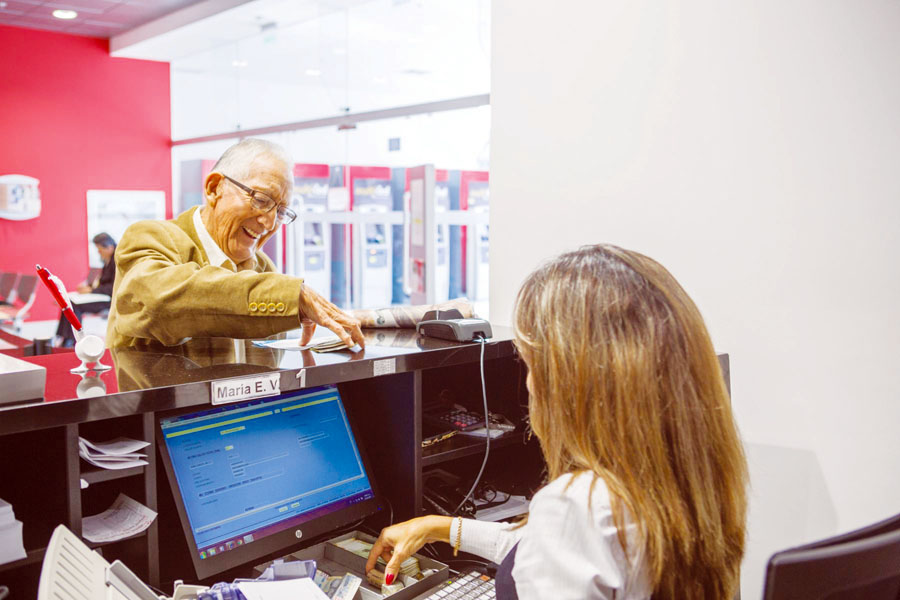 Jubilados a cobrar doble