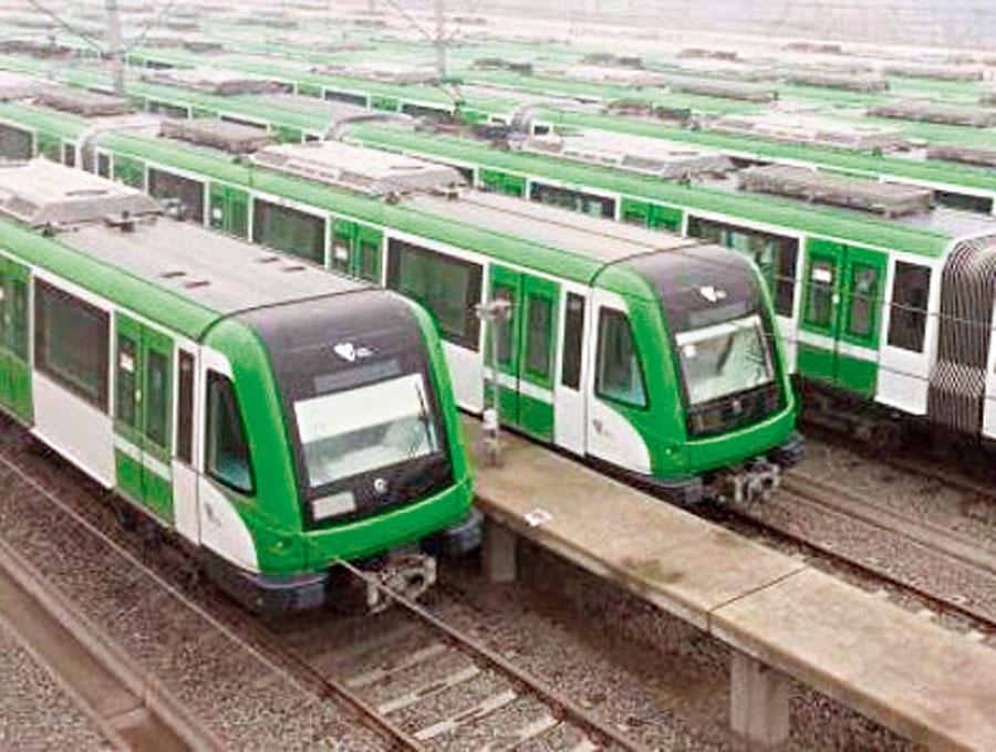 Línea 2 del Metro