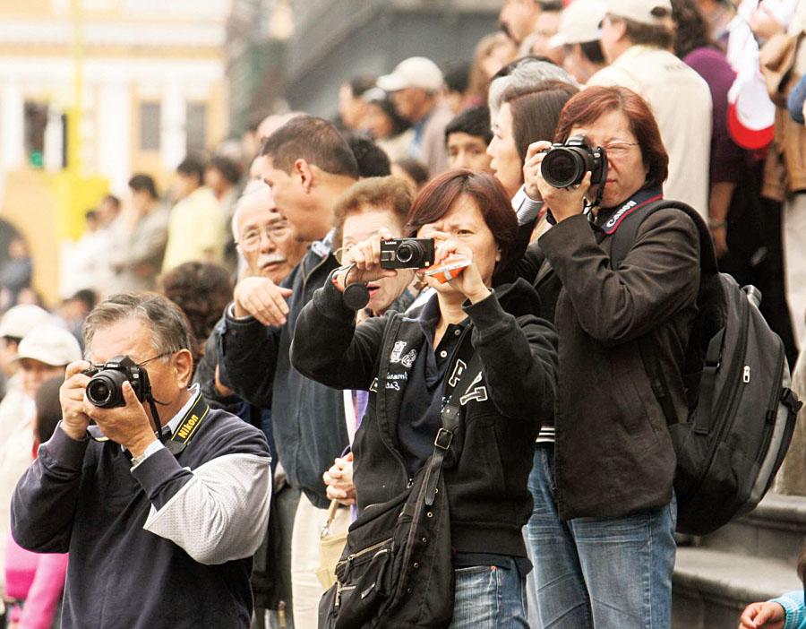 Perú fue elegido mejor destino turístico cultural