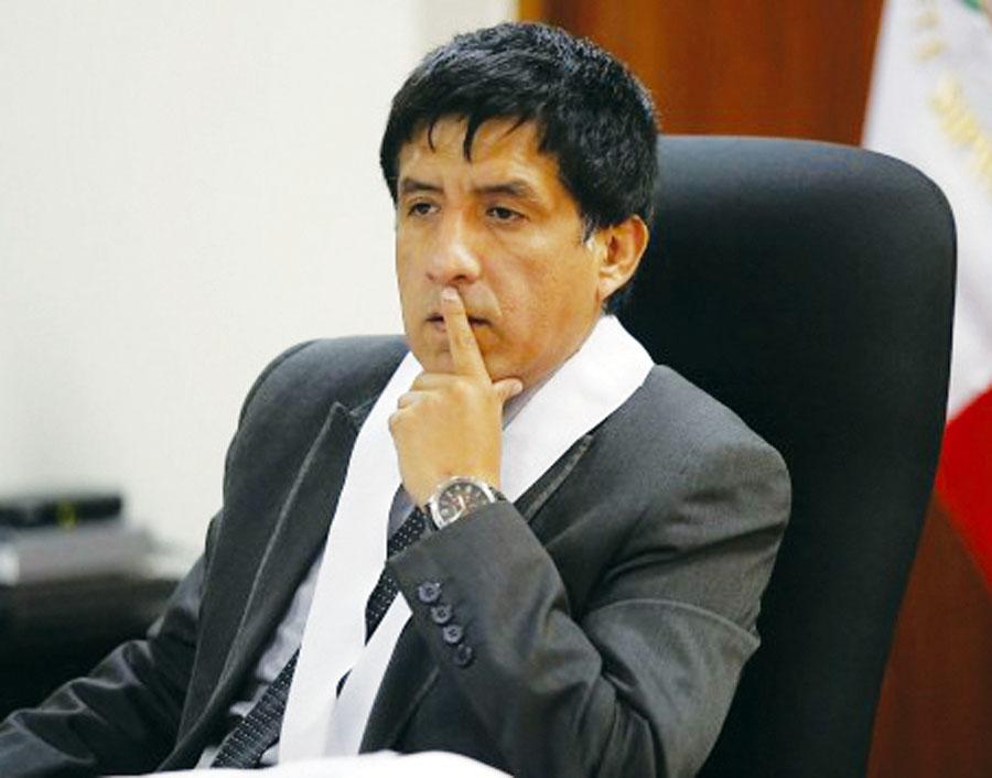 Richard Concepción Carhuancho