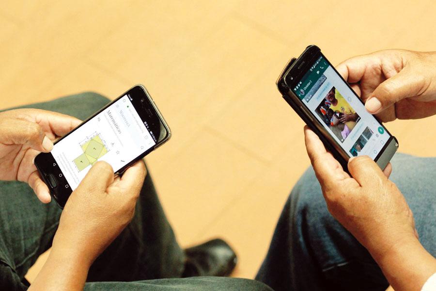 Empleo desde celular