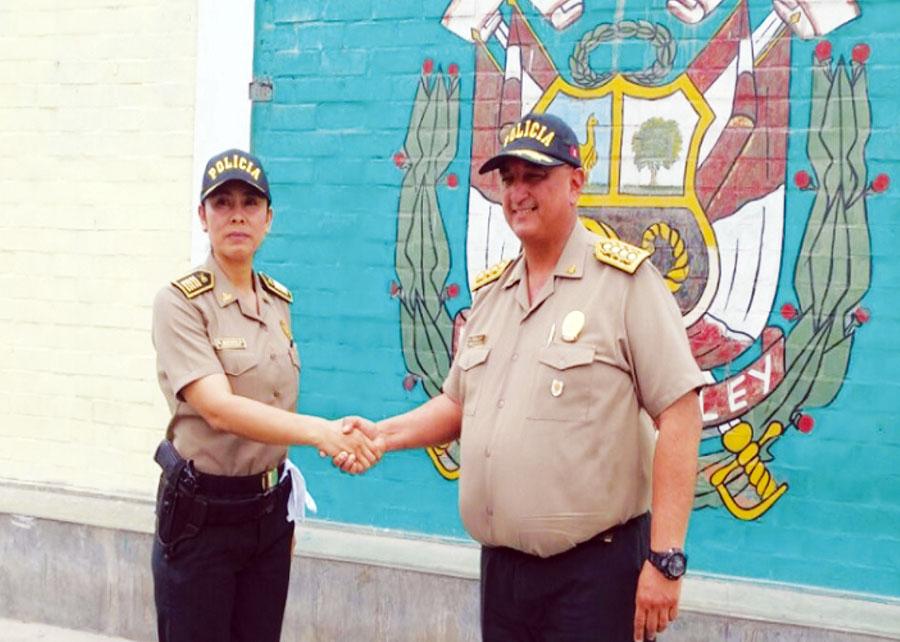 Escuadrón Policial para la Prevención contra la Violencia Familiar