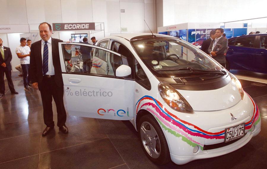 Bono autos electricos