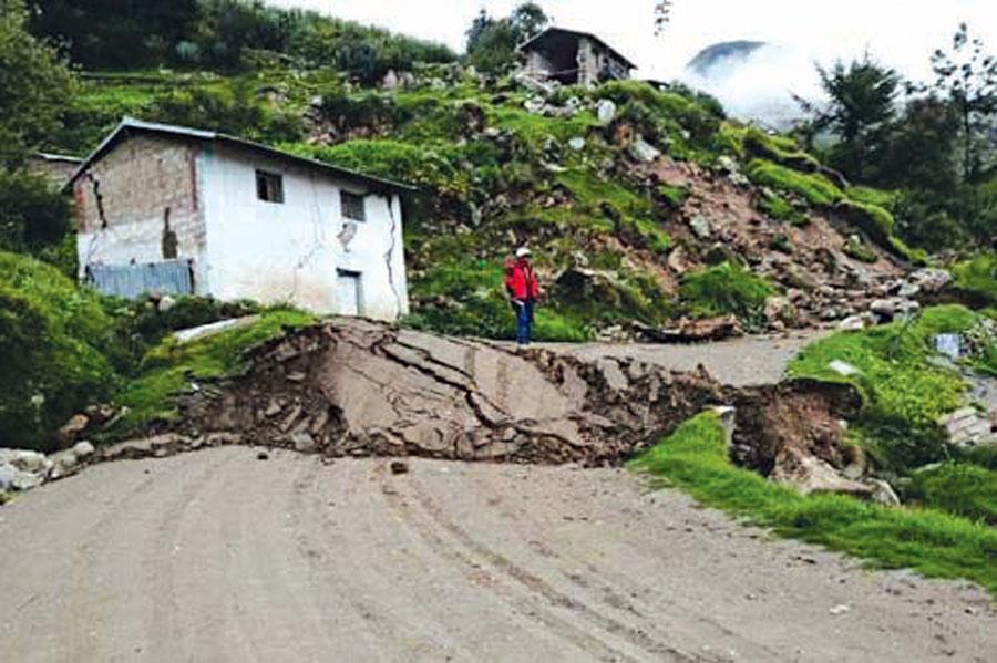 Cusco se abre en dos
