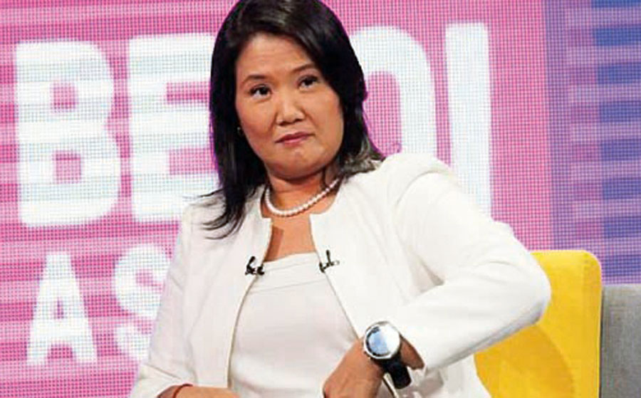 Keiko Fujimori