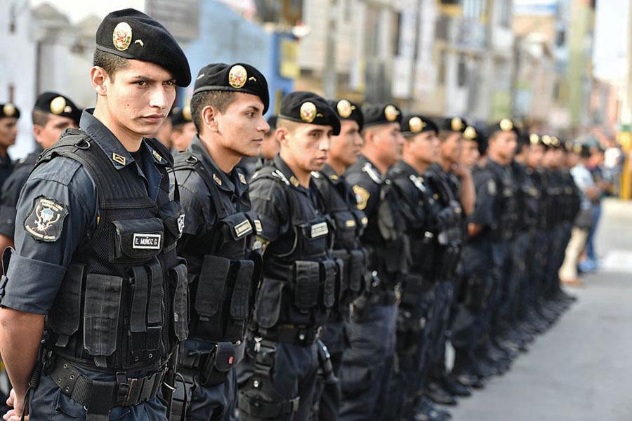 Policía Nacional del Perú