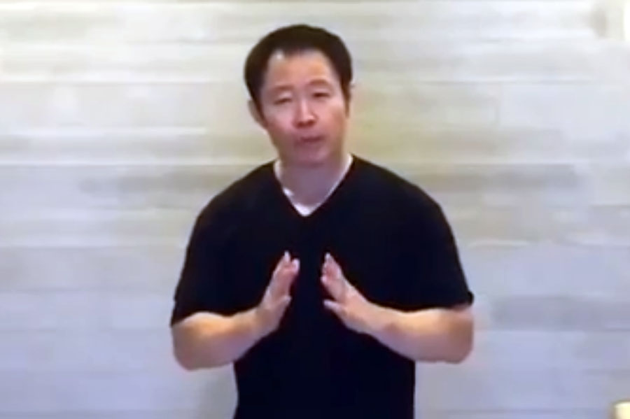 Video Kenji Fujimori
