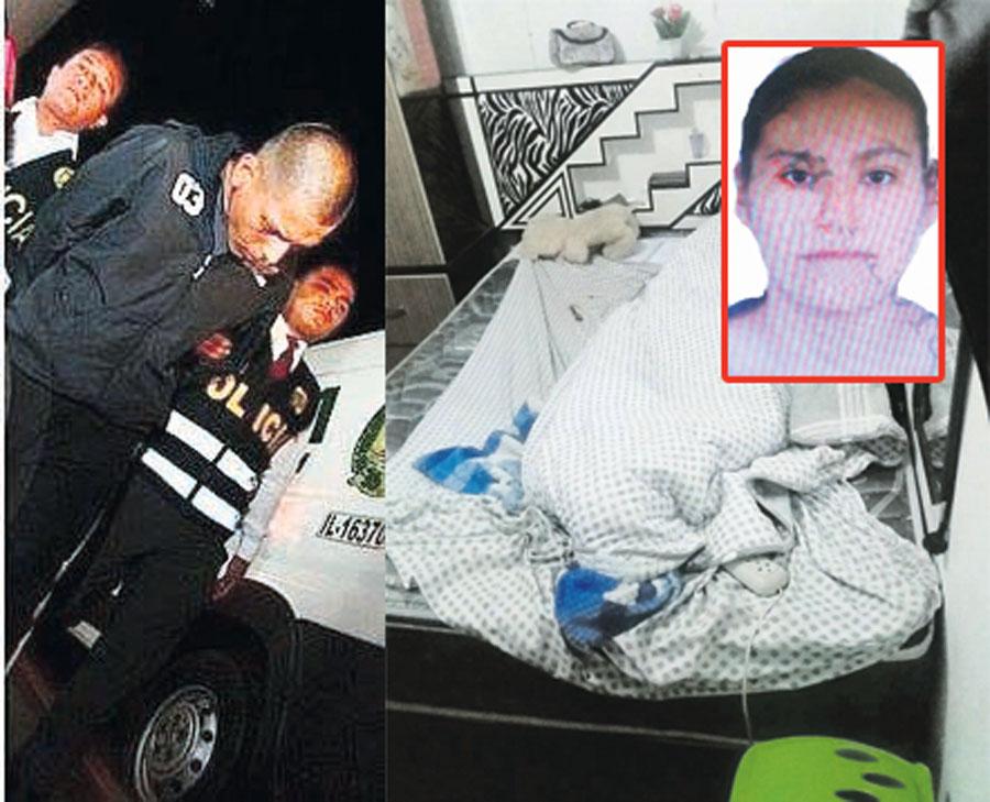 Asesinato - Costurero mata a su pareja