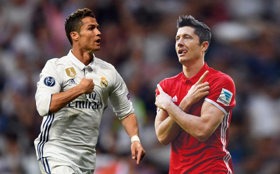 Bayer Múnich vs Real Madrid