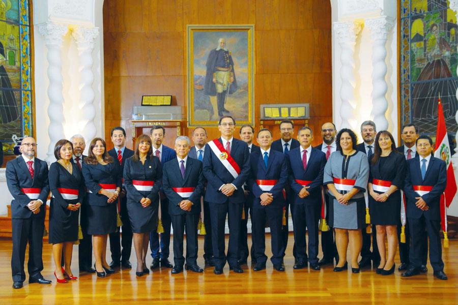 Gabinete Villanueva