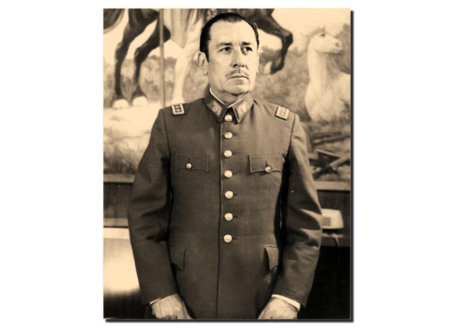 General chileno Carlos Prats