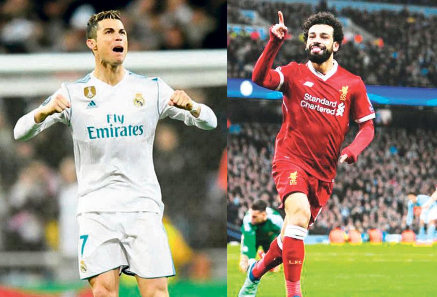 'Faraon' Salah vs Cristiano