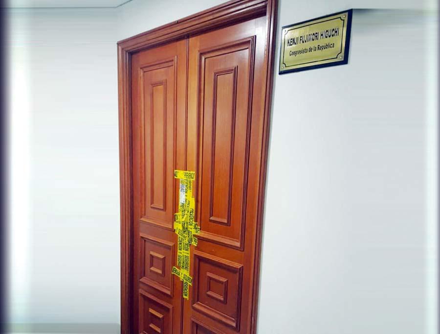Oficina Kenji Fujimori