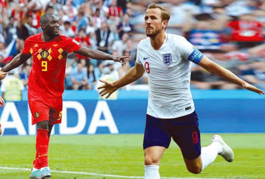 Belgica vs Inglaterra