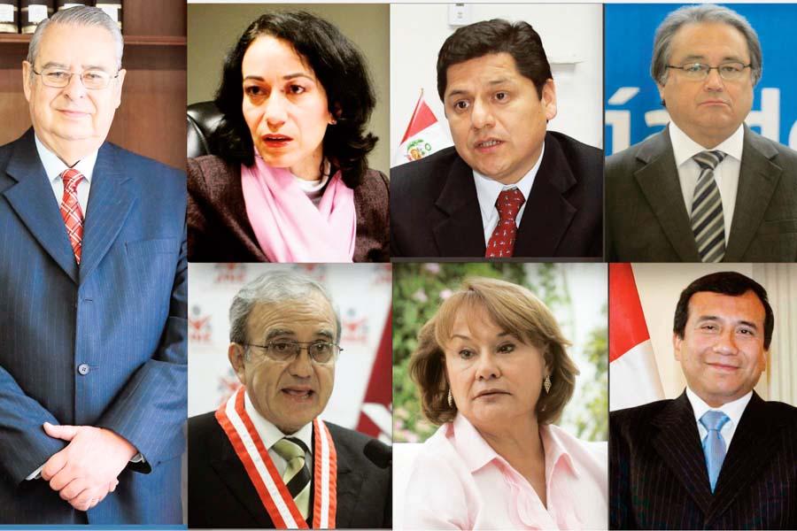 Comisión de reforma del PJ