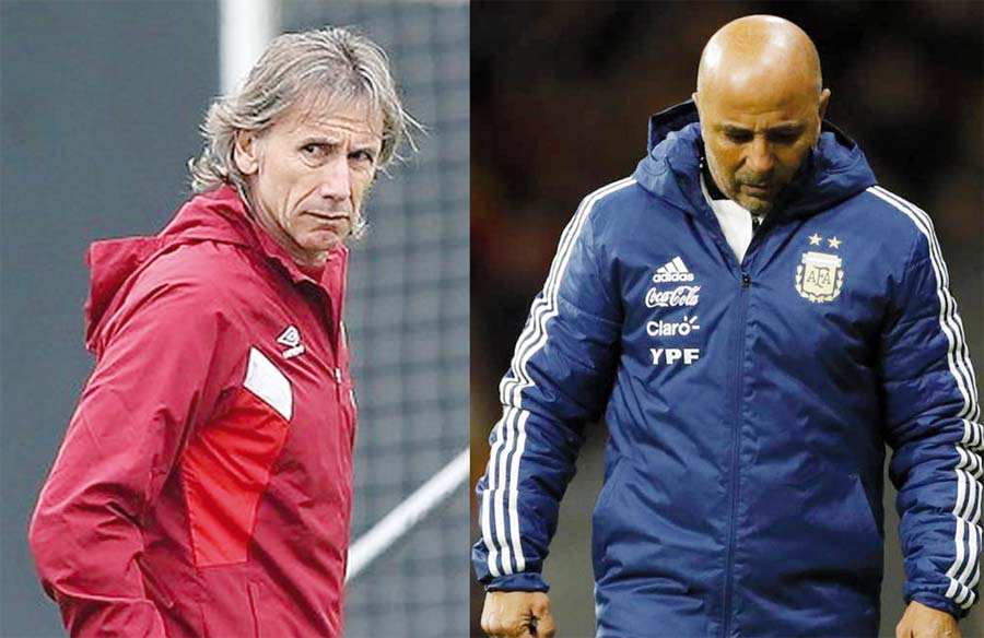 El fin de la era Sampaoli en la Selección Argentina