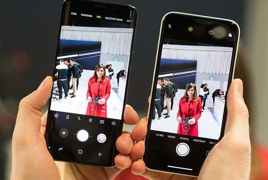 Samsung podria estar envíando fotos sin su consentimiento