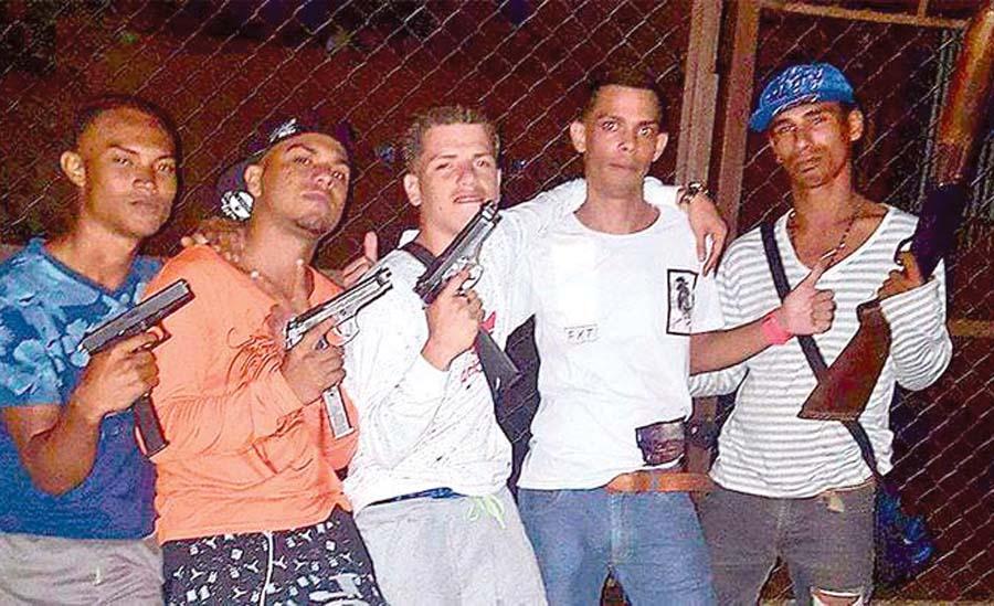 'Venecos' buscan ingresar a las mafias peruanas