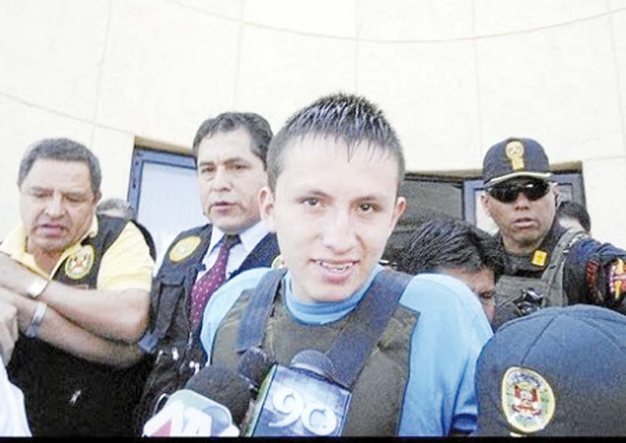 Alexander Manuel Pérez Gutiérrez (23) 'Gringasho'